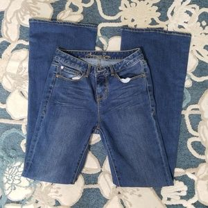 """American Rag size 3R Flare Jeans 33"""" inseam. NWOT"""
